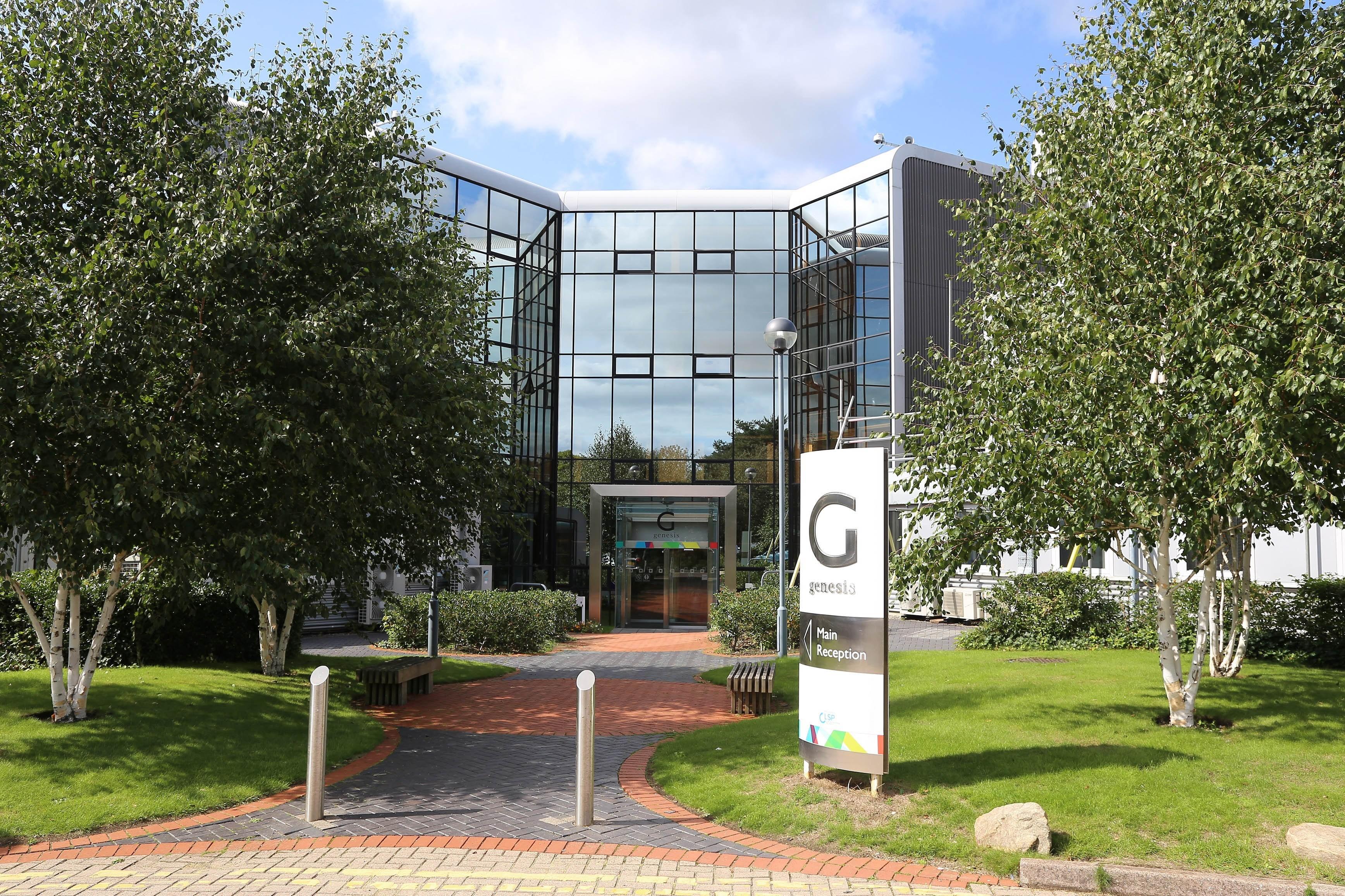 Genesis-Centre image