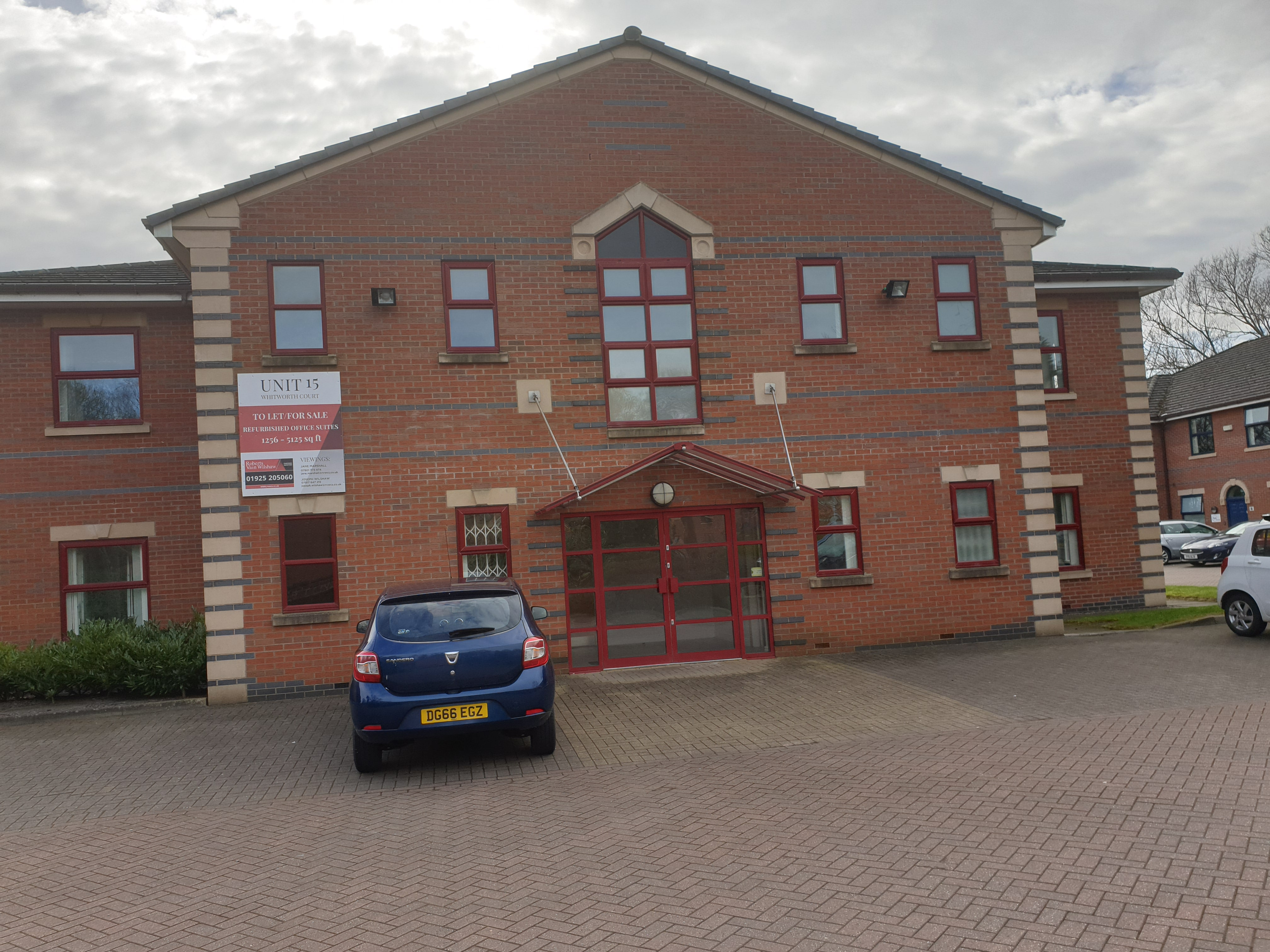 Whitworth Court